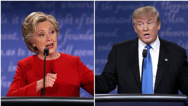 Stratégies de communication politique: le débat Clinton Trump riche d'enseignements