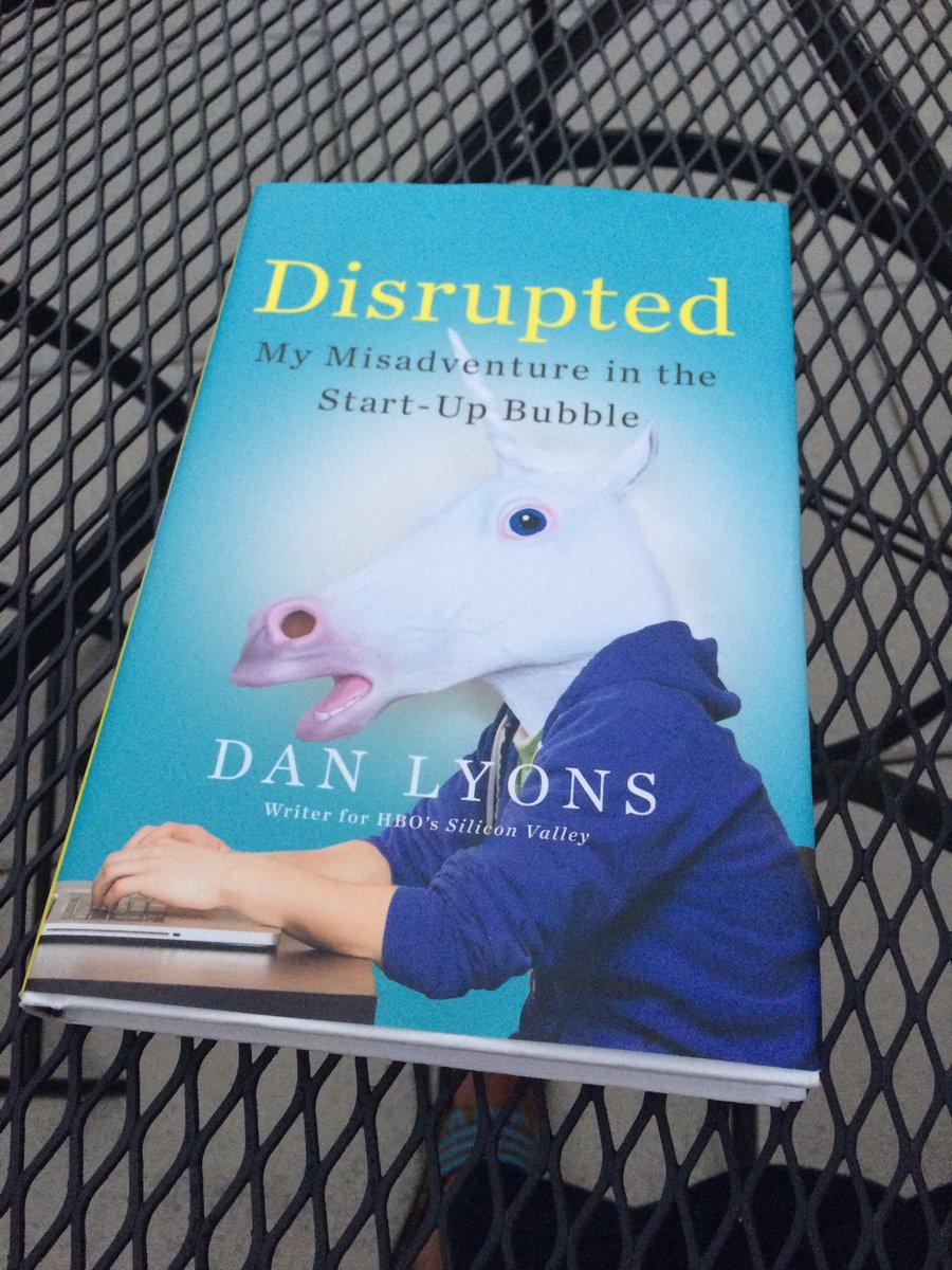 Le côté obscur d'une start-up: critique littéraire de Disrupted et ITW de l'auteur