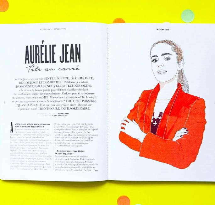 Teaser: Rencontre avec… Aurelie Jean, star française de la tech